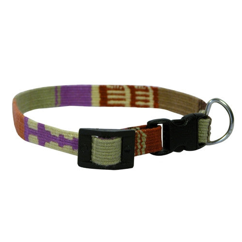 Cat Collar -Earth Tone from Guatemala - Green Valley Packaging