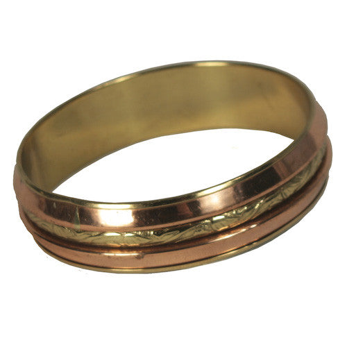 Copper & Brass Bangles from India - Green Valley Packaging