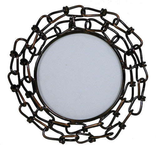 Linked Chain Photo Frame from India - Green Valley Packaging
