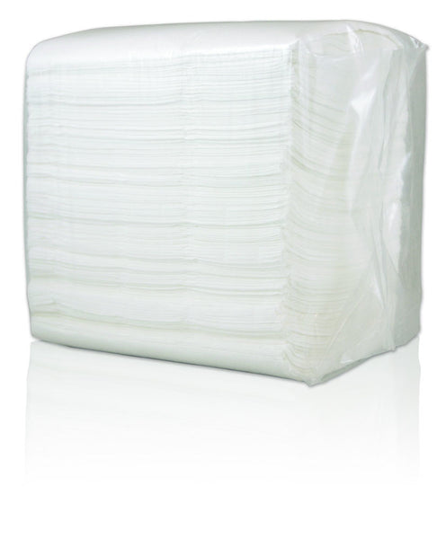 Interfold Dispenser Napkin - Kraft or White - Green Valley Packaging