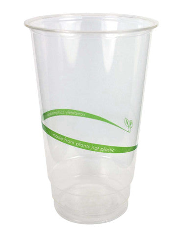 24 oz PLA Cold Cup - Green Valley Packaging