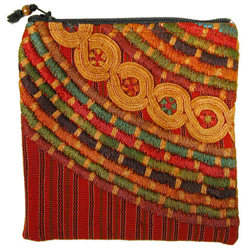 Joyabaj Coin Purse from Guatemala - Green Valley Packaging