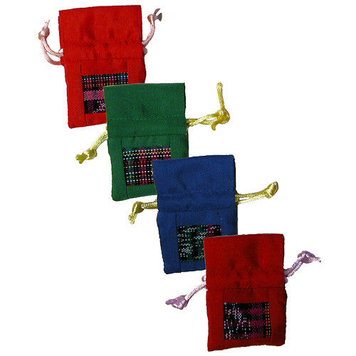 Assorted Tooth Fairy Bags from Guatemala - Green Valley Packaging