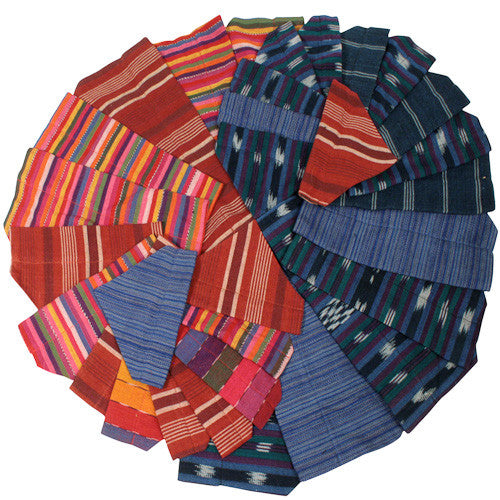 Dog Bandanas from Guatemala - Green Valley Packaging