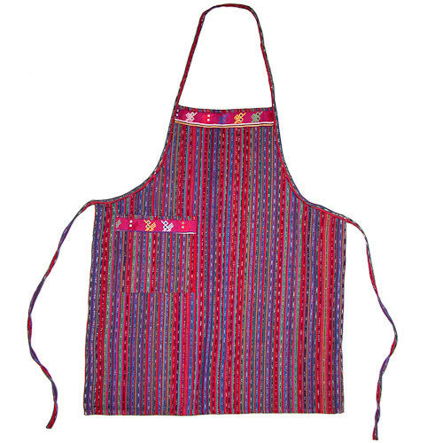 Handwoven Apron from Guatemala