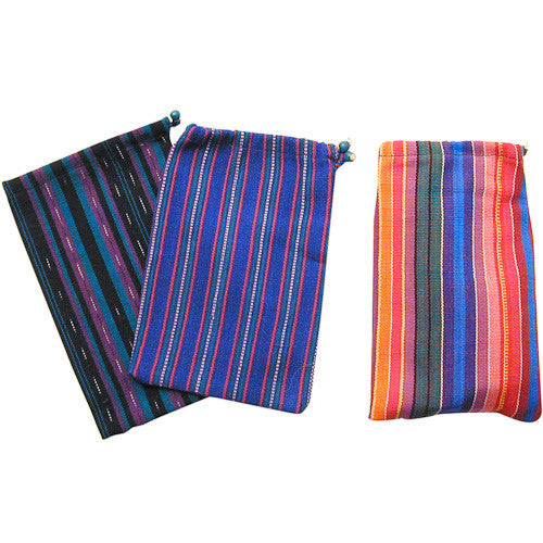 Handwoven Gift Bags from Guatemala - Green Valley Packaging