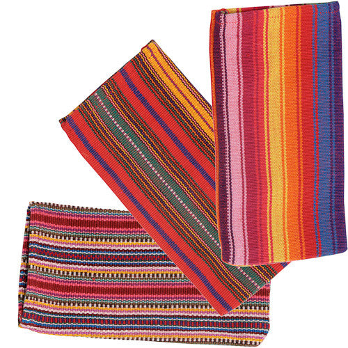 Assorted Handwoven Eye Pillows from Guatemala - Green Valley Packaging