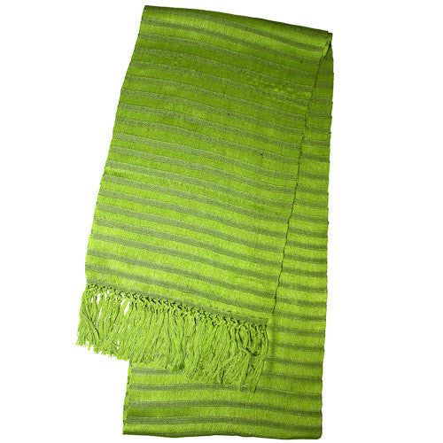 Cotton Scarves from Guatemala - Green Valley Packaging