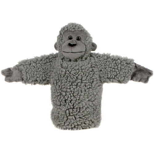 Wooly Monkey Puppet from Colombia
