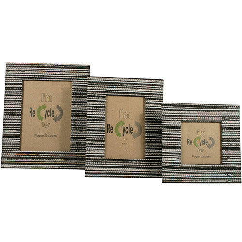 Black and White Photo Frames from the Philippines - Green Valley Packaging