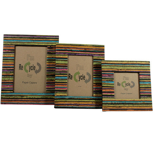 Dark Multicolor Photo Frames from the Philippines - Green Valley Packaging