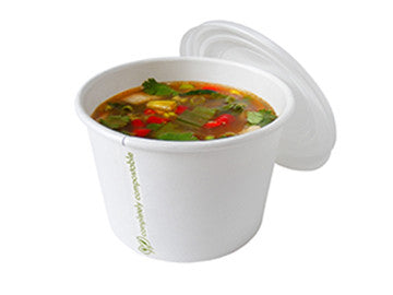 16 oz Soup/Ice Cream Container - Green Valley Packaging