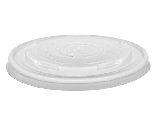 12-32 oz Soup Container Flat Lid - Green Valley Packaging