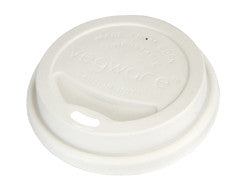 8 oz Hot Cup Lid - Green Valley Packaging
