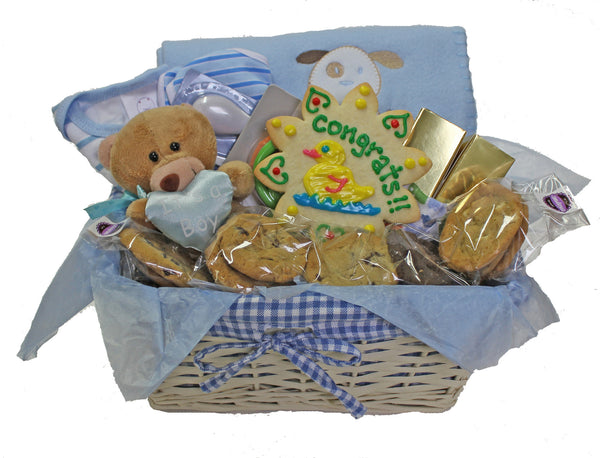 Welcome Baby Basket