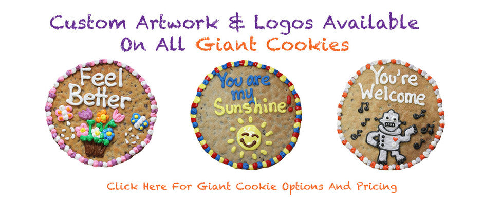 Custom art cookies that look as good as they taste