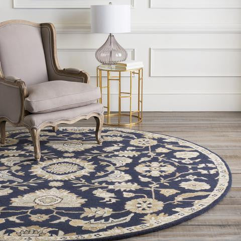 Round Rugs and their uses in the home