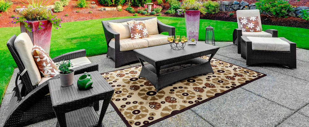 Outdoor Area Rugs Collection