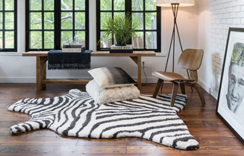 Animal Style Rugs