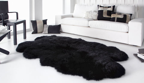 Auskin Sheepskin fur rugs