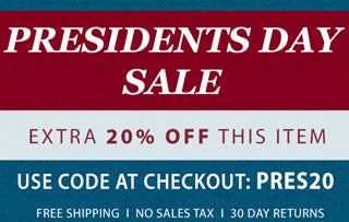 Presidents Day Rug Sale