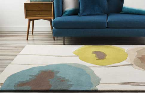 Contemporary/Modern Style Rugs