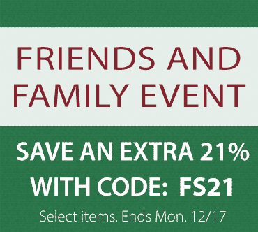 Friends and Family Discount