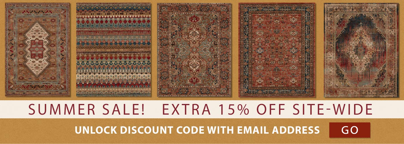 Shop Summer Rug Sale