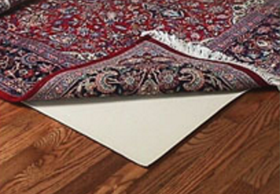 Attractive Rubber Anchor II Natural Rubber Rug Pad For Wood Floors  Thin