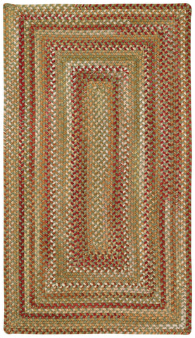 Capel Manchester 0048 Sage Red Hues 200 Area Rug main image