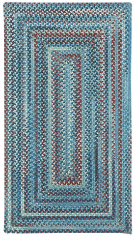 Capel Kill Devil Hill 0210 Blue 425 Area Rug main image