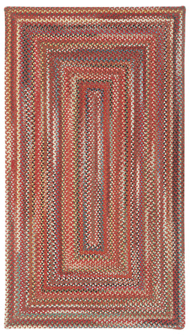 Capel Portland 0346 Red 500 Area Rug main image