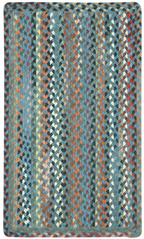 Capel St Johnsbury 0440 Medium Blue 400 Area Rug main image