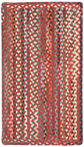 Capel St Johnsbury 0440 Medium Red 500 Area Rug main image
