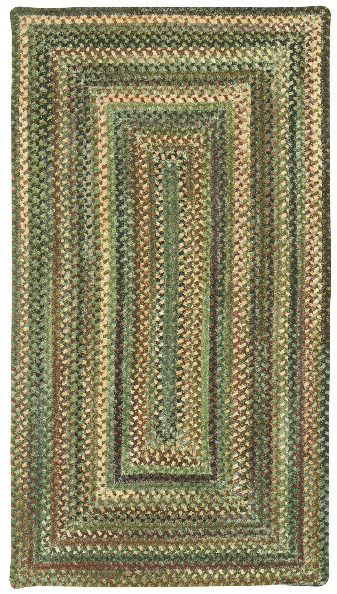 Capel Eaton 0442 Green 200 Area Rug main image