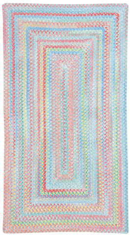 Capel Baby's Breath 0450 Medium Blue 440 Area Rug main image