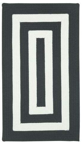 Capel Willoughby 0848 Black/White 320 Area Rug main image