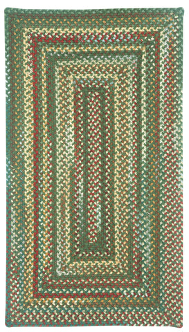 Capel Sherwood Forest 0980 Dark Green 275 Area Rug main image