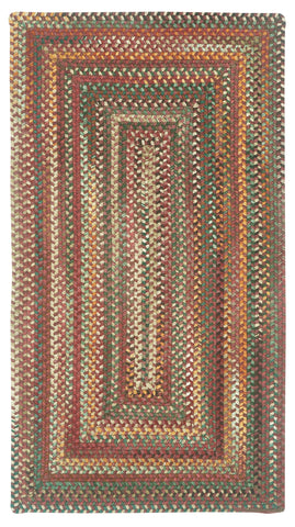 Capel Sherwood Forest 0980 Red 550 Area Rug main image