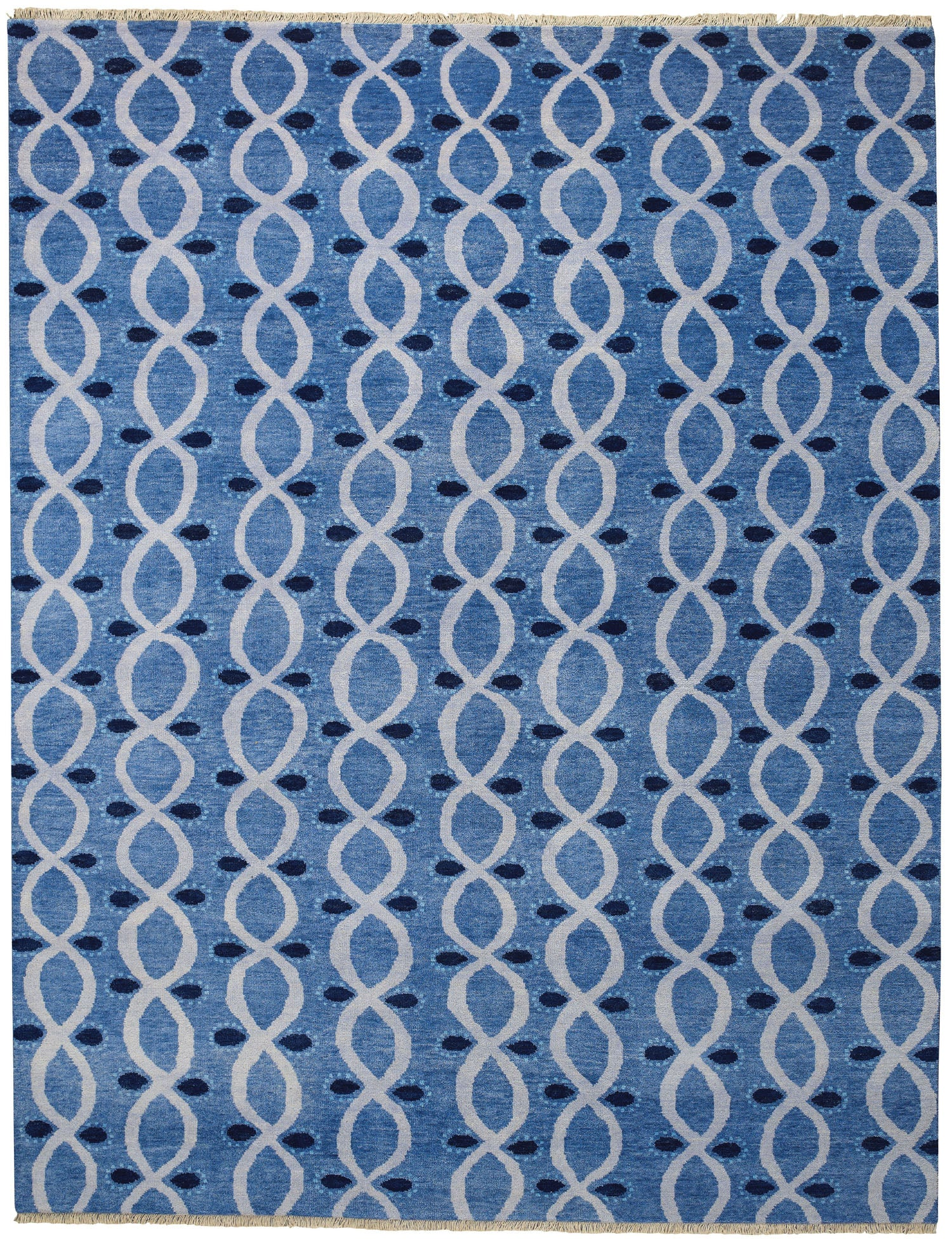 Capel Eternity 1076 Blue 400 Area Rug by Hable Construction main image
