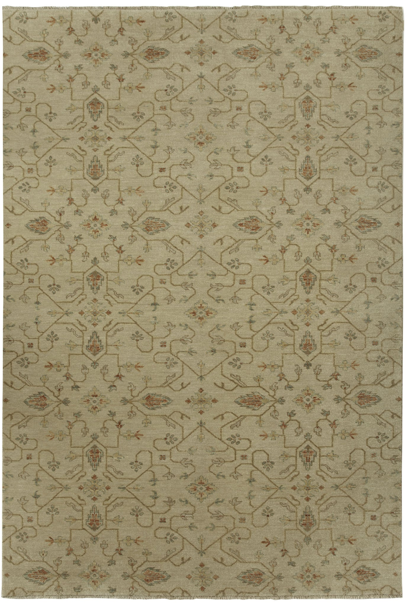 Capel Heavenly 1084 Beige 675 Area Rug main image
