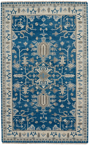 Capel Inspirit 1094 Deep Blue 440 Area Rug main image