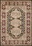 Couristan Cire` Crawford Multi Area Rug