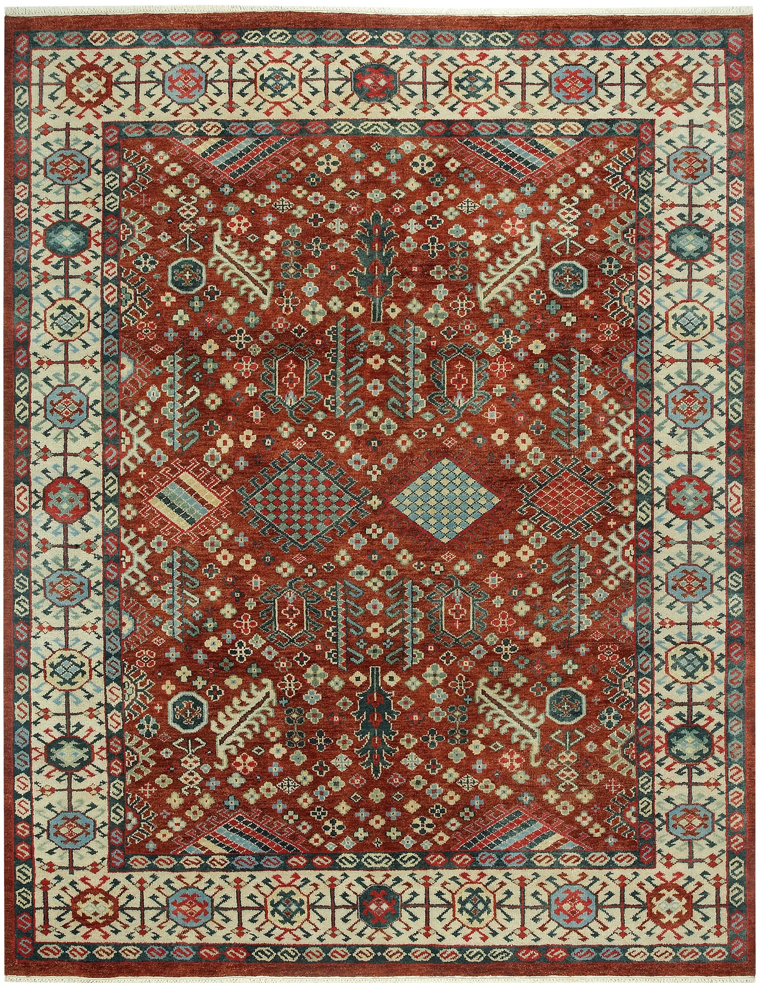 Capel Heritage Shiraz 1903 Red 575 Area Rug main image