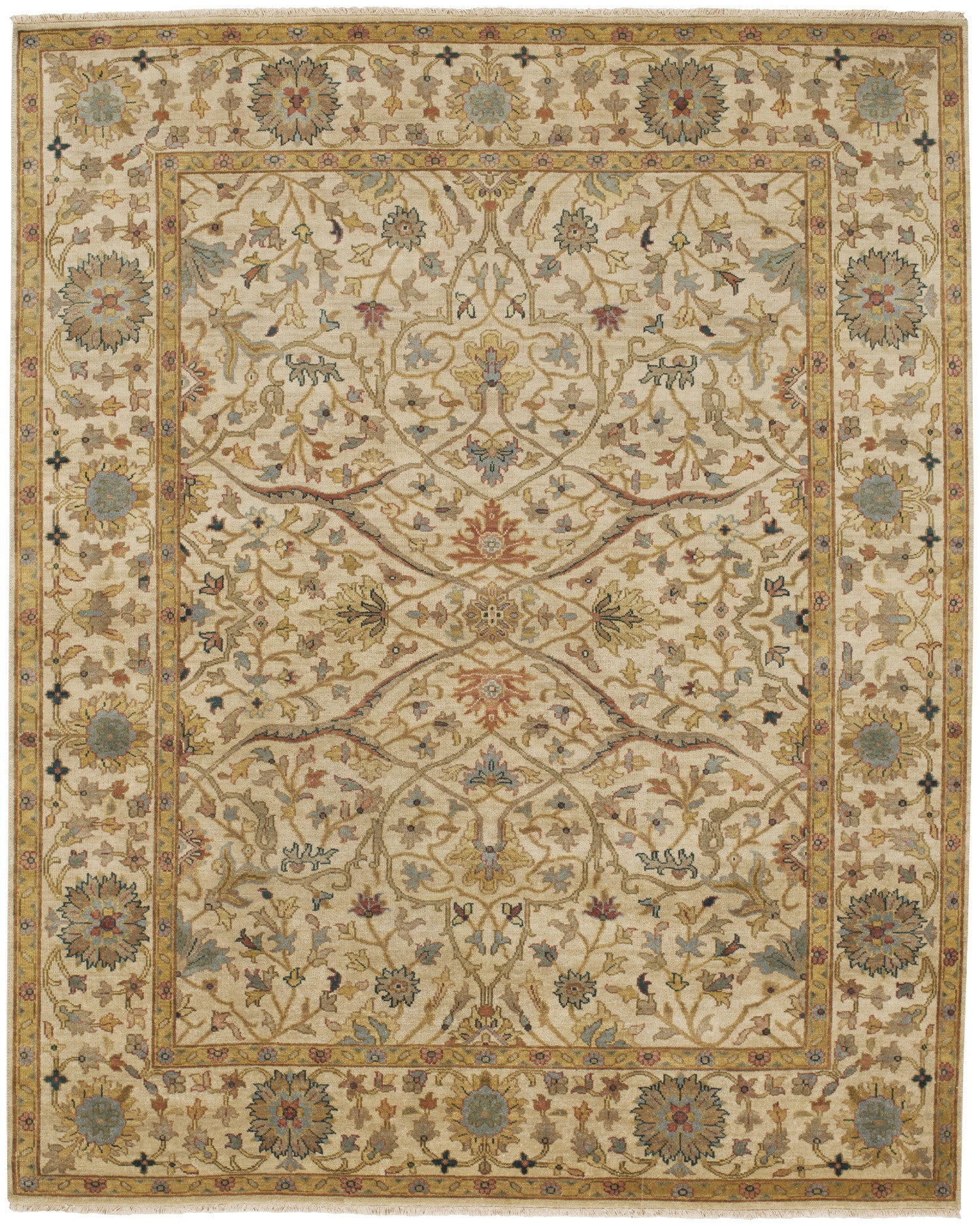 Capel Brandon 1908 Honey 175 Area Rug main image
