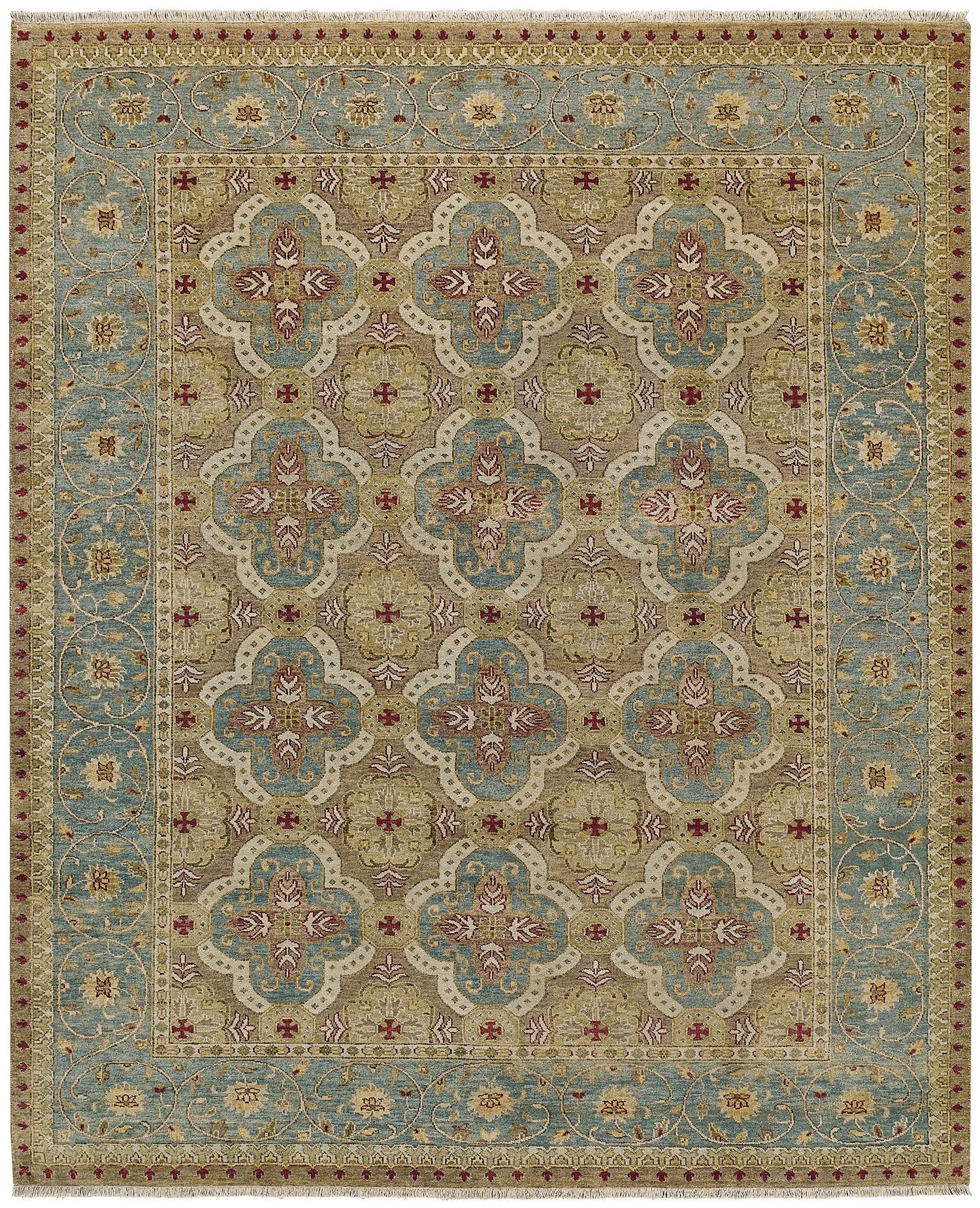 Capel Brandon 1908 Ocean 425 Area Rug main image