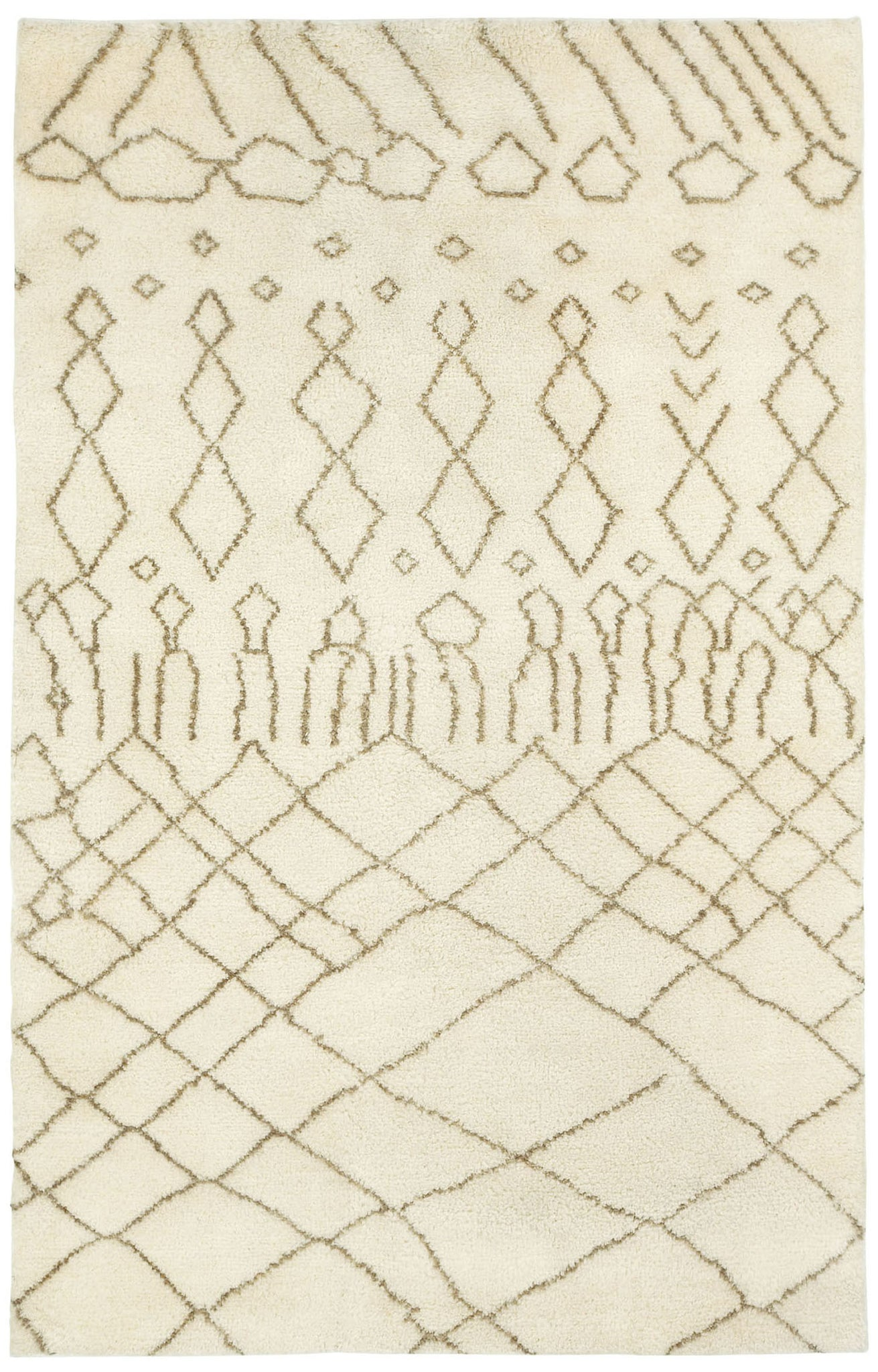Capel Fortress Marrakesh 1915 Light Beige 600 Area Rug main image