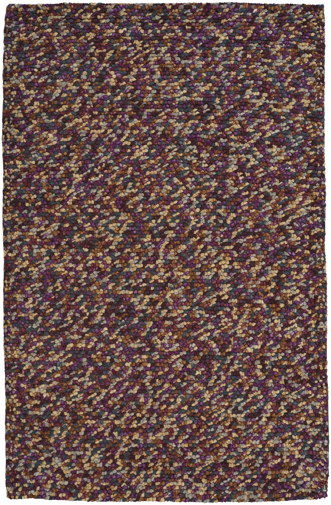 Capel Stoney Creek 1921 Plum 550 Area Rug main image