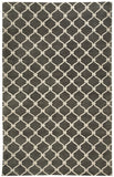 Capel Picket 1928 Light Charcoal 330 Area Rug by COCOCOZY Rugs main image