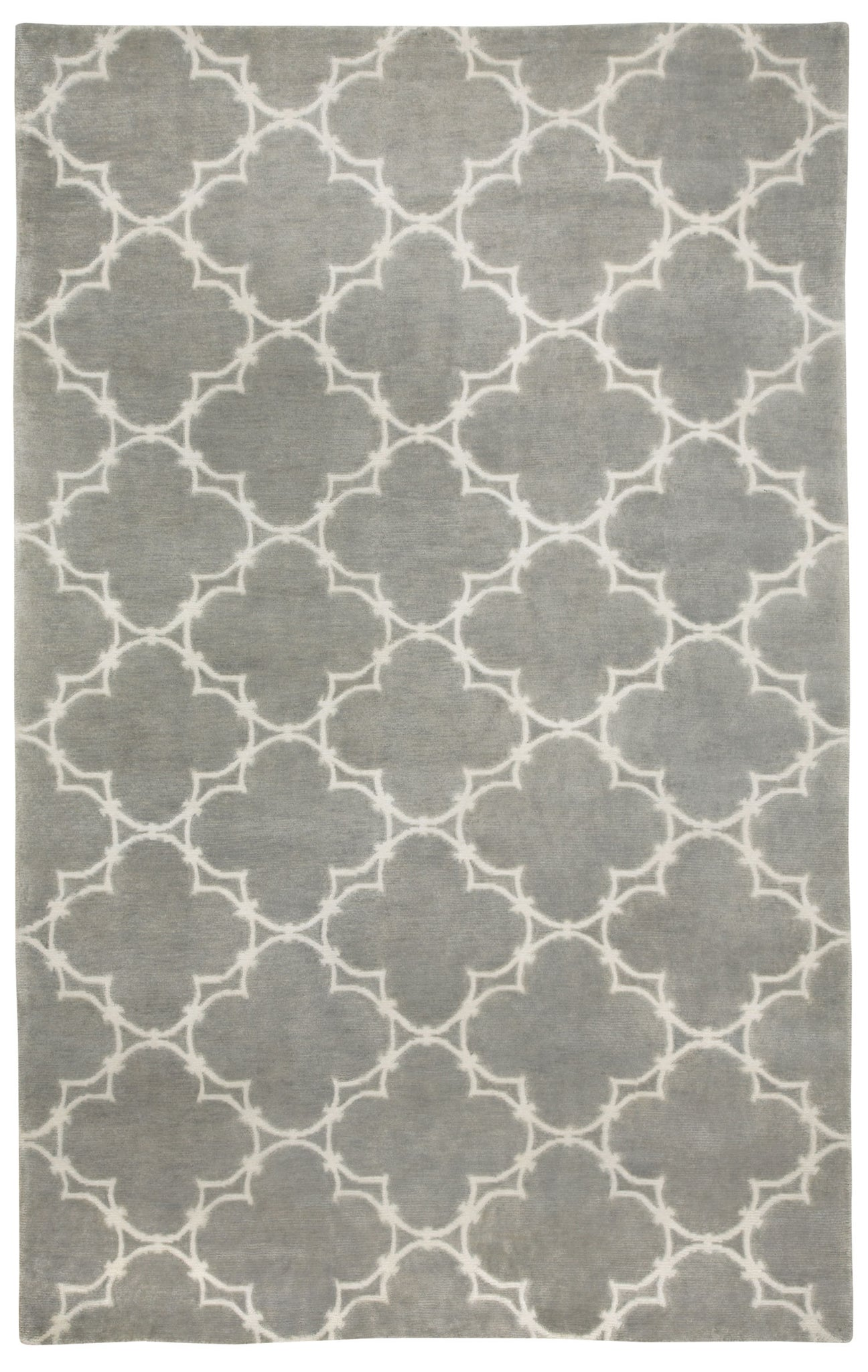 Capel Yale 1931 Light Charcoal Cream 360 Area Rug by COCOCOZY Rugs main image
